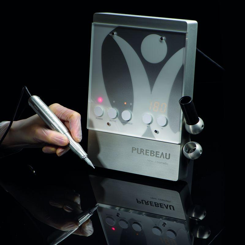 Purebeau Rotor devices for permanent make-up
