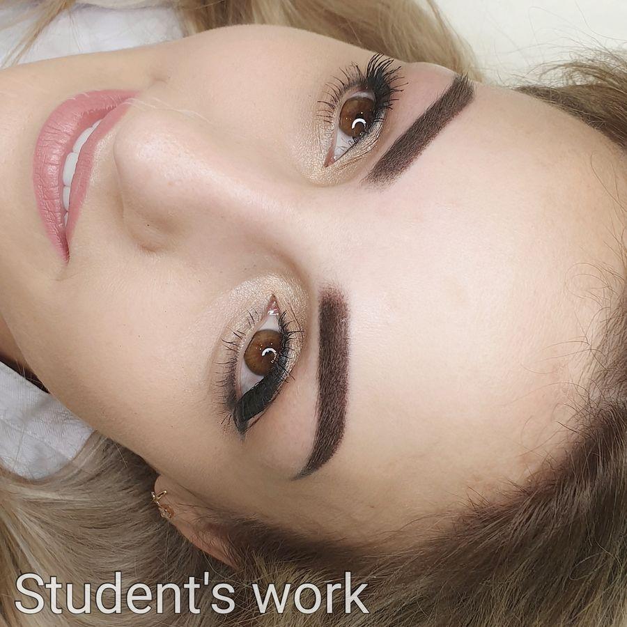 Работы учениц (новое базовое обучение) — 05