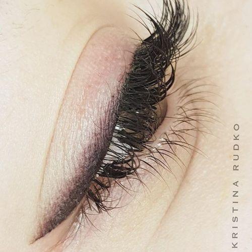 перманентний макіяж очей київ